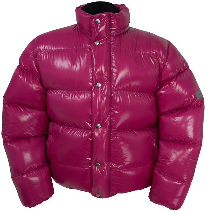 Daunenshop Parkasite - down jacket Vinland rossola shiny big